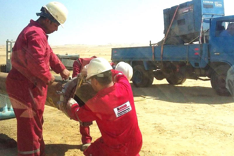 Cold Cutting Service - Oilfield Services - Abu Dhabi - Hot-Hed International