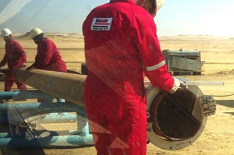 Cold Cutting Service - Oilfield Services - Egypt - Hot-Hed International