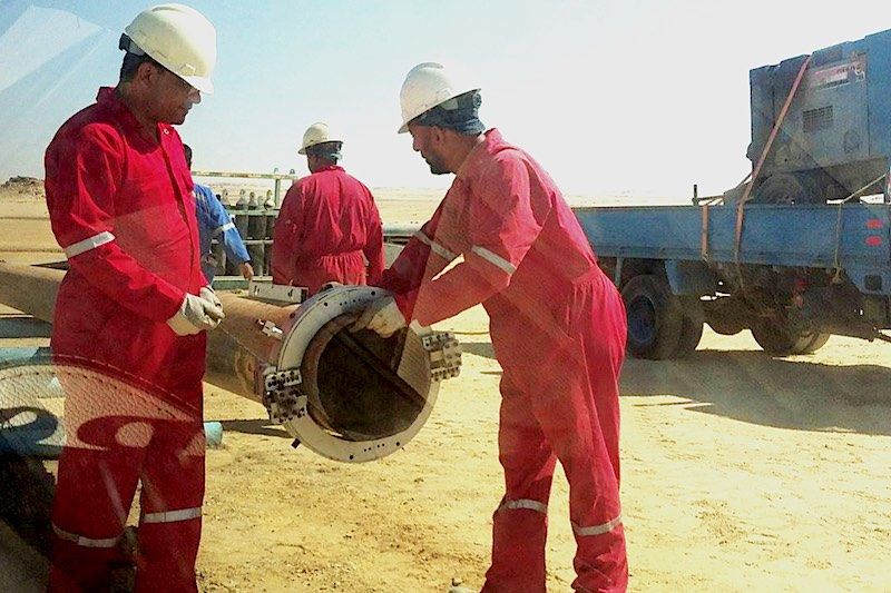 Cold Cutting Technicians - Oilfield Services - Egypt - Hot-Hed International