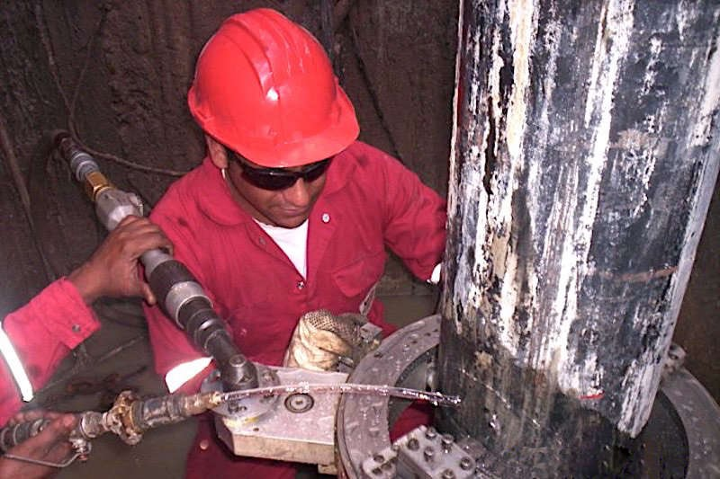 Cold Cutting Service - Oilfield Services - Middle East - Hot-Hed International