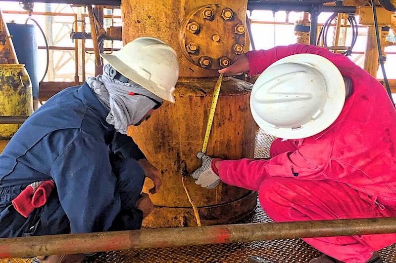 Hot Tapping Engineers - Wellhead Tapping Procedure - Oilfield Services - Hot-Hed® Intl