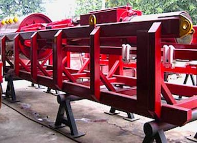 Diesel Piling Hammer Rentals for the Petroleum Industry