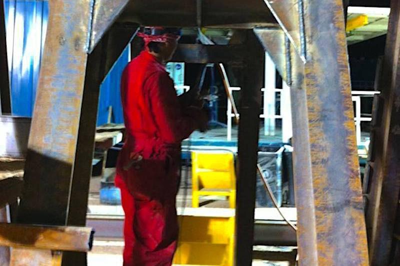 Oilfield Fabrication & Welding Services   Custom Fabrication
